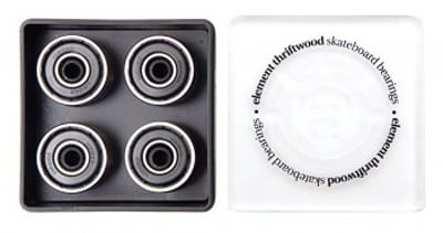 Element Thriftwood Skateboard Bearings - view large