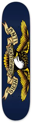 Anti-Hero Classic Eagle XL 8.5 Skateboard Deck - navy - view large