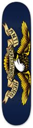 Anti-Hero Classic Eagle XL 8.5 Skateboard Deck - navy