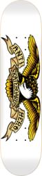 Anti-Hero Classic Eagle XXL 8.75 Skateboard Deck - white