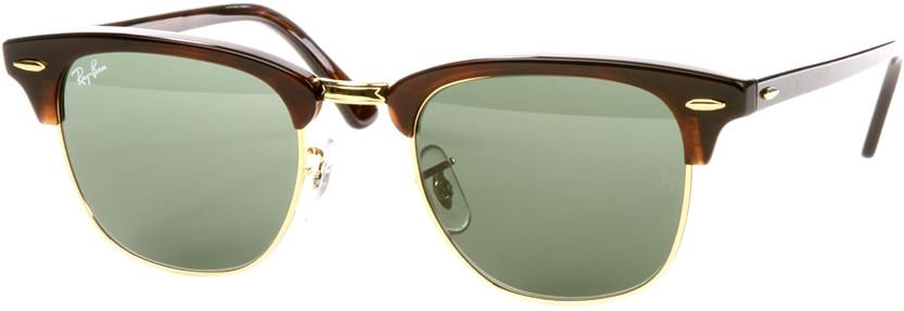 ray ban classic clubmaster 51mm sunglasses