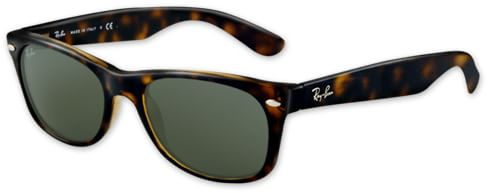 g 15 xlt lenses ray ban sunglasses  55mm tortoise/g 15xlt lens view large