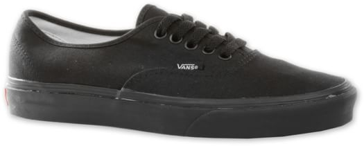 Vans Women's Authentic Shoes - black/black - view large