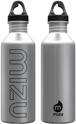 Mizu M8 Water Bottle - stainless - view large