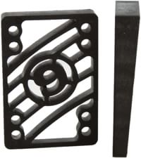 Sector 9 Angled Riser Set - black