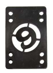 Sector 9 Shock Pad Riser Set - black