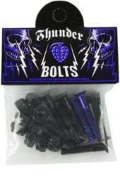 Thunder Phillips Thunder Bolts Skateboard Hardware - black/blue