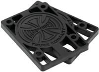 Independent Genuine Parts Skateboard Riser Pads - black
