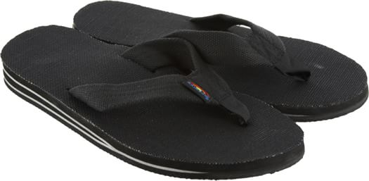 Rainbow Sandals Hemp Double Layer Eco Sandals - view large