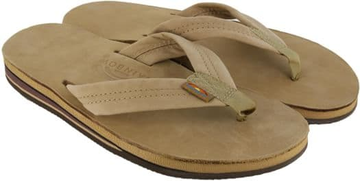 Rainbow Sandals Premier Leather Double Layer Sandals - sierra brown - view large