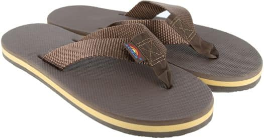 Rainbow Sandals Women's Classic Rubber Sandals - brown/brown - view large