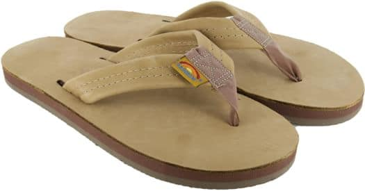 Rainbow Sandals Women's Premier Leather Wide Strap Sandals