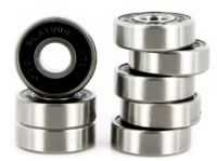 Sector 9 Platinum Skateboard Bearings - platinum