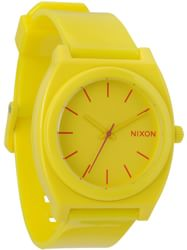 Nixon Time Teller P Watch - yellow