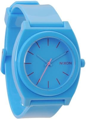 Nixon Time Teller P Watch - bright blue - view large