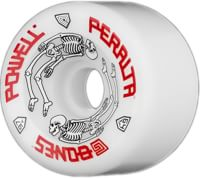 Powell Peralta G-Bones Re-Issue Skateboard Wheels - white (97a)