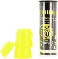 Thunder Trucks Skate Bushing Tube (2 Truck Set) - neon yellow (maximum)