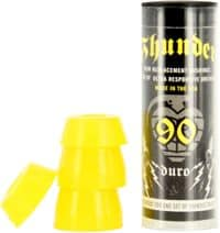 Thunder Skate Bushing Tube (2 Truck Set) - yellow (soft)