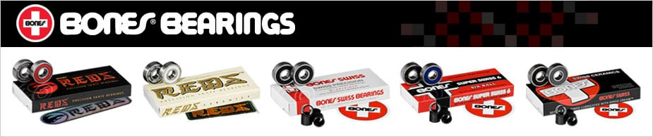 View all Bones Bearings