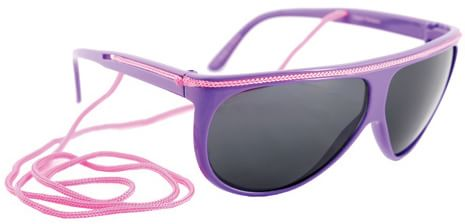 Neff Rope Sunglasses - purple - view large