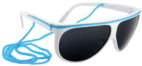 Neff Rope Sunglasses - white - view large