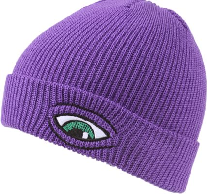 Toy Machine Sect Eye Dock Beanie - purple - view large