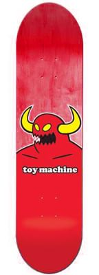 Toy Machine Monster 7.75 Skateboard Deck - view large