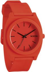 Nixon Time Teller P Watch - neon orange