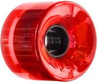 OJ Hot Juice Skateboard Wheels - trans red (78a)