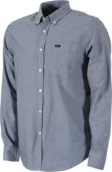 RVCA That'll Do Oxford L/S Shirt - distant blue