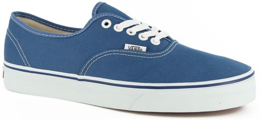 Vans Authentic Skate Shoes - navy - view large