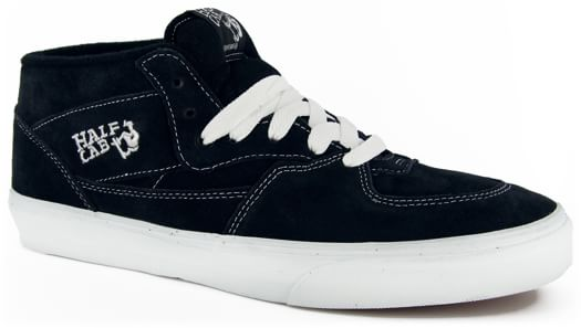 Vans Classic Half Cab Skate Shoes - navy - view large