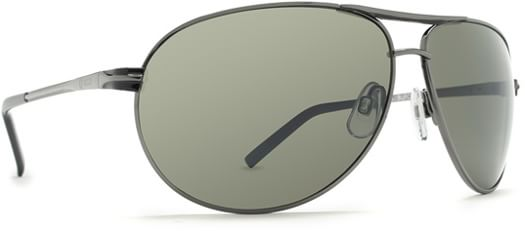 Dot Dash Buford T Sunglasses - charcoal/grey chrome lens - view large