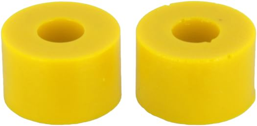 Venom SHR Downhill Longboard Bushing Set (1 Truck) - yellow - view large