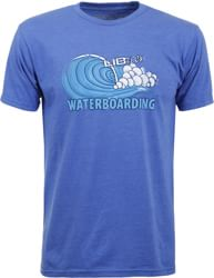 Lib Tech Jamie Wave T-Shirt - royal heather