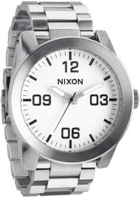 Nixon Corporal SS Watch - white - view large