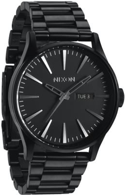 Nixon Sentry SS Watch - all black - view large