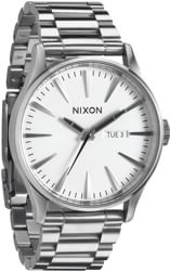 Nixon Sentry SS Watch - white