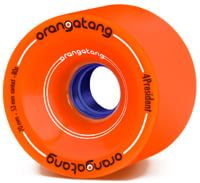 Orangatang 4President Carving/Race Longboard Wheels - orange (80a)