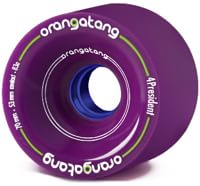 Orangatang 4President Carving/Race Longboard Wheels - purple (83a)