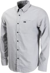 RVCA That'll Do Oxford L/S - pavement