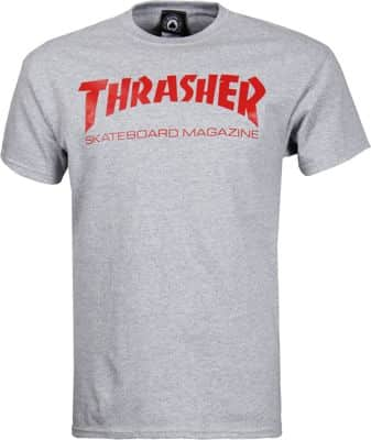 Thrasher Skate Mag T-Shirt - grey - view large