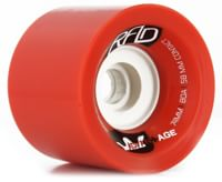 R.A.D. Advantage Longboard Wheels - red (80a)