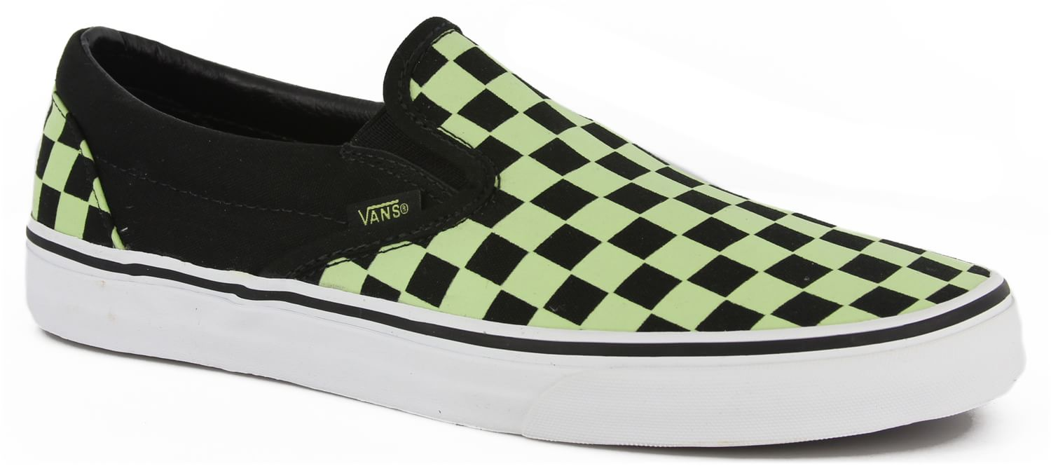 vans classic slip on skate shoes free shipping