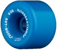 Powell Peralta Rat Bones Re-Issue Skateboard Wheels - blue (90a)