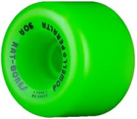 Powell Peralta Rat Bones Re-Issue Skateboard Wheels - green (90a)