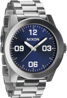 Nixon Corporal SS Watch - blue sunray - view large