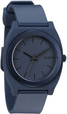 Nixon Time Teller P Watch - steel blue ano - view large