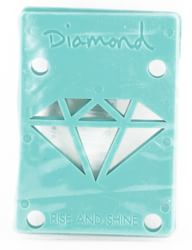 Diamond Supply Co Skate Riser Set - blue