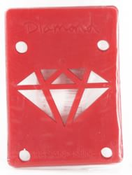 Diamond Supply Co Skate Riser Set - red